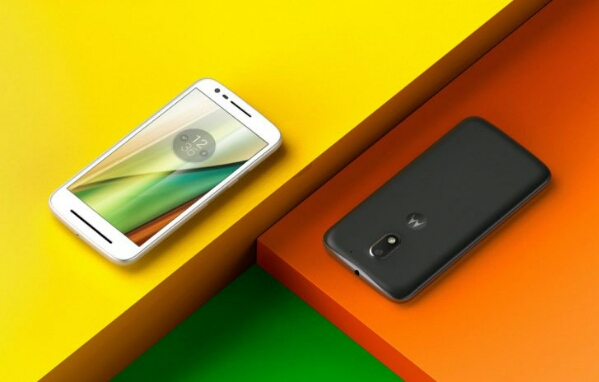 Motorola Moto E3 with HD display, 4G LTE and Android 6.0