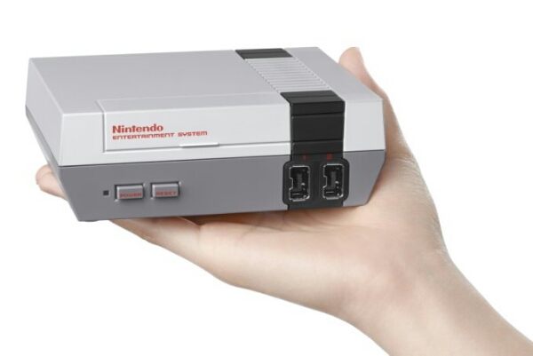 Nintendo NES Classic Edition will arrive in November for $60