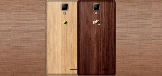 Micromax Canvas 5 Lite Special Edition announced with Wood Back Finish