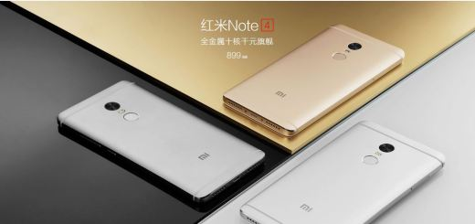 Xiaomi Redmi Note 4 with Helio X20 SoC Launched in China