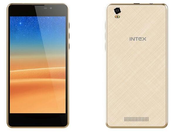Intex Aqua Power HD 4G Smartphone with MTK6592M and 3900mAh Battery