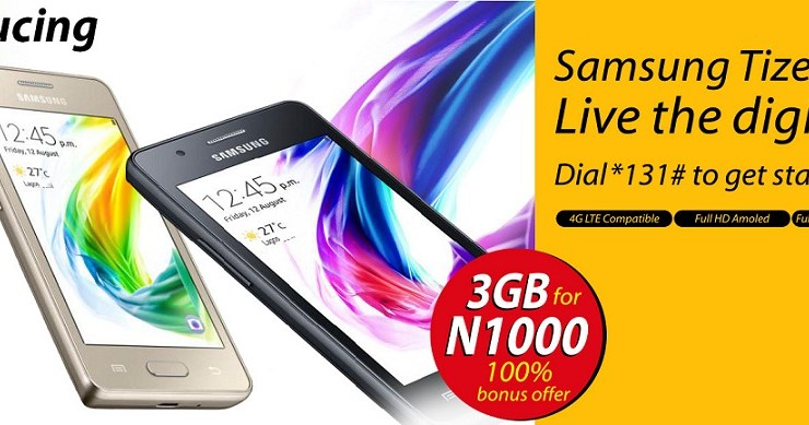 Mtn Debuts 4g Lte Enabled Samsung Z2 In Nigeria The Gadgets Freak