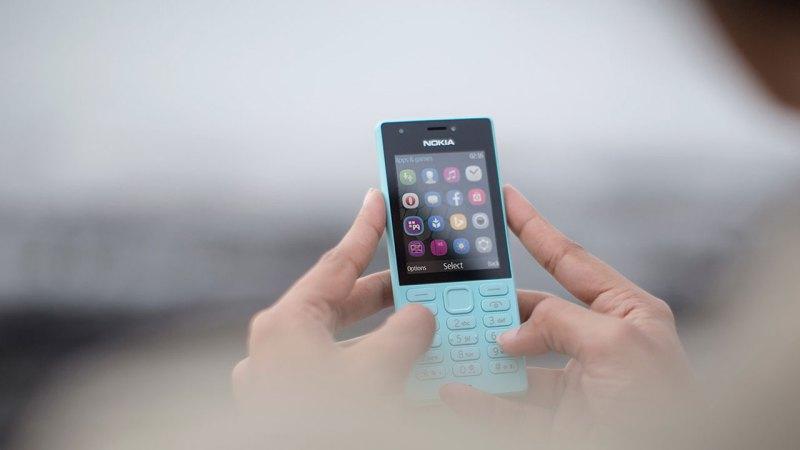 Microsoft announce Nokia Branded Phone – Nokia 216 (and Nokia 216 Dual SIM)