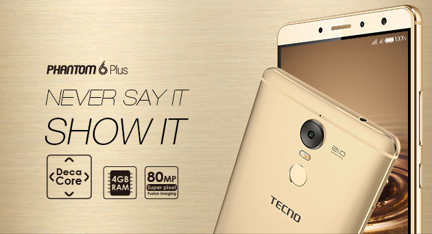 Tecno Phantom 6 Plus Specifications and Pricing