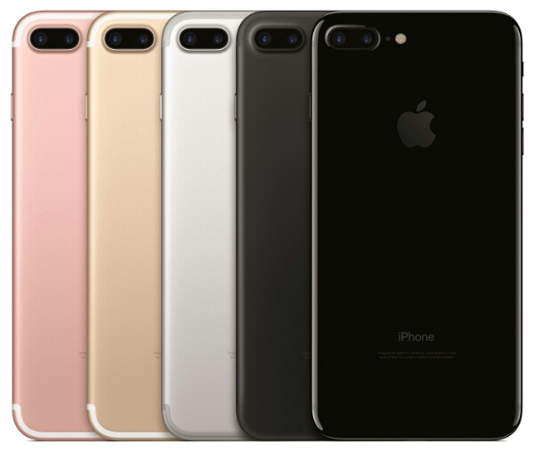 Apple iPhone 7 and Apple iPhone 7 Plus announced with water resistance, dual cameras, and no headphone jack