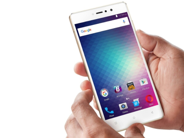 BLU Vivo 5R with 5.5-inch screen, Octa-core SoC and Fingerprint Scanner Costs $199