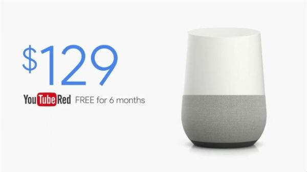 Google Home Pricing