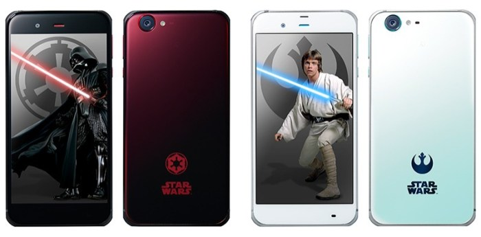 SoftBank's Sharp-Made STAR WARS Mobile Will Arrive in December