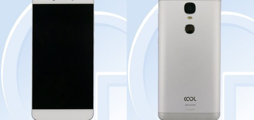 Coolpad and LeEco Co-Produced Cool C107 Surfaces on TENAA