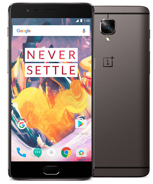 OnePlus 3T Announced: Snapdragon 821, 16MP front and rear cameras