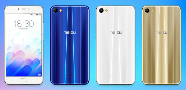 Meizu Pro 6 Plus, M3X Announced: Flyme OS, 12MP Rear Camera, 4G VoLTE