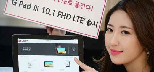 Official: LG G Pad III 10.1 FHD LTE tablet with 6000mAh Battery