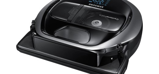 Samsung's POWERbotTM VR7000 Robot Vacuum Will Debut at CES 2017