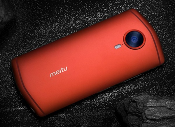 Meitu T8 with Dual Pixel Front Camera, Artificial Technology On Pre-Sale For CNY 5000