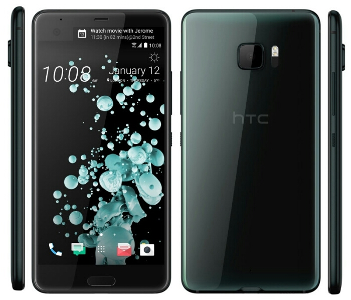 Official: HTC U Ultra with 5.7-inch QHD display, SD821 SoC, USB Type-C Port