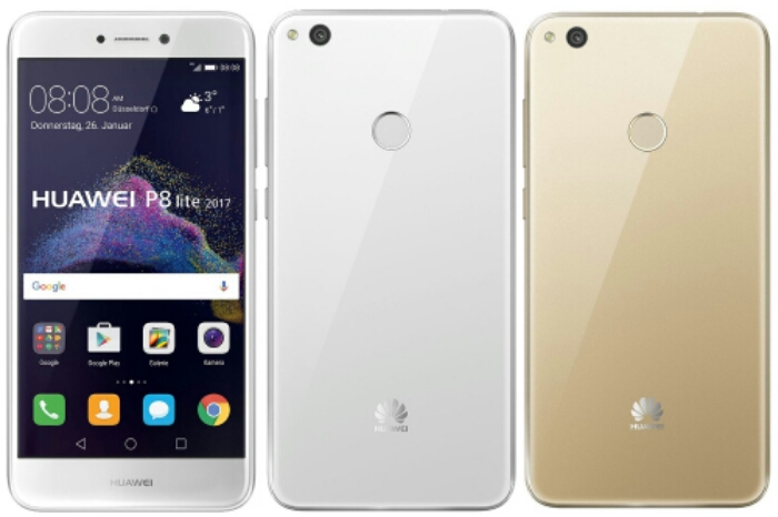Huawei P8 Lite 2017 Debuts with FHD Display and Android Nougat