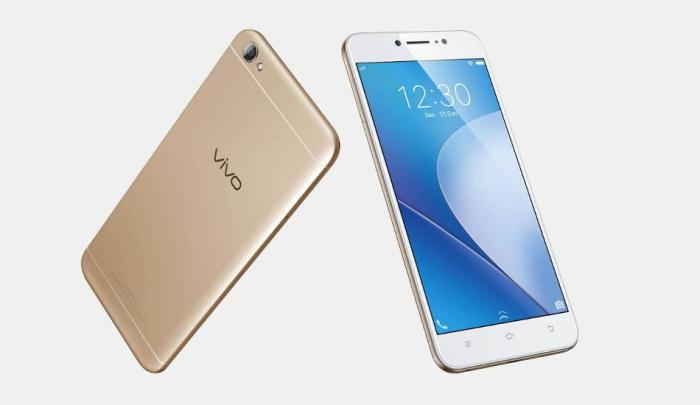 Vivo V5 Lite with 3GB RAM and 16MP Front Camera