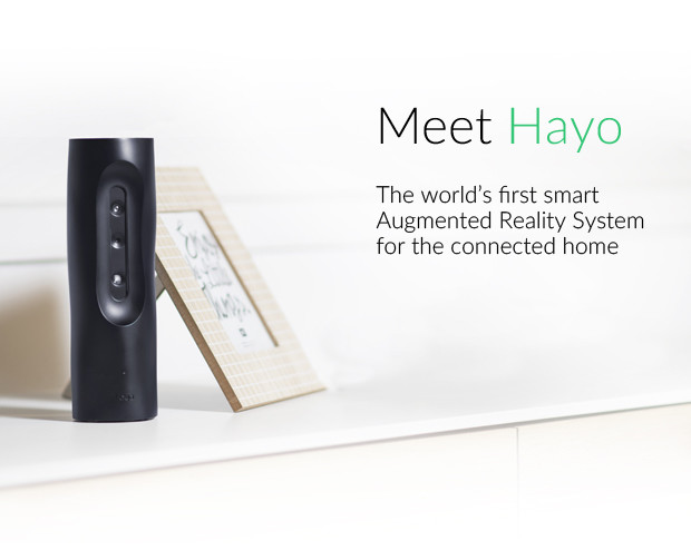 With Hayo, Control Home Appliances with Hand Gestures