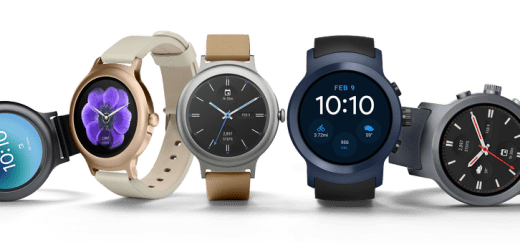 Official: LG Watch Sport, LG Watch Style with Android Wear 2.0