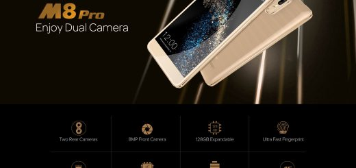 Leagoo M8 Pro with Dual Rear Cameras, Hi-Fi Sound, Freeme OS 6.0