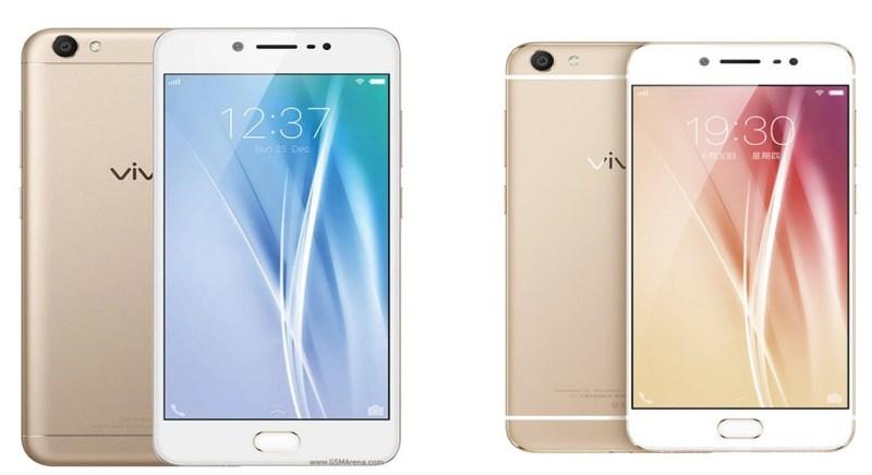 Vivo V5 Plus vs Vivo V5 vs Vivo V5 Lite: Specs Comparison
