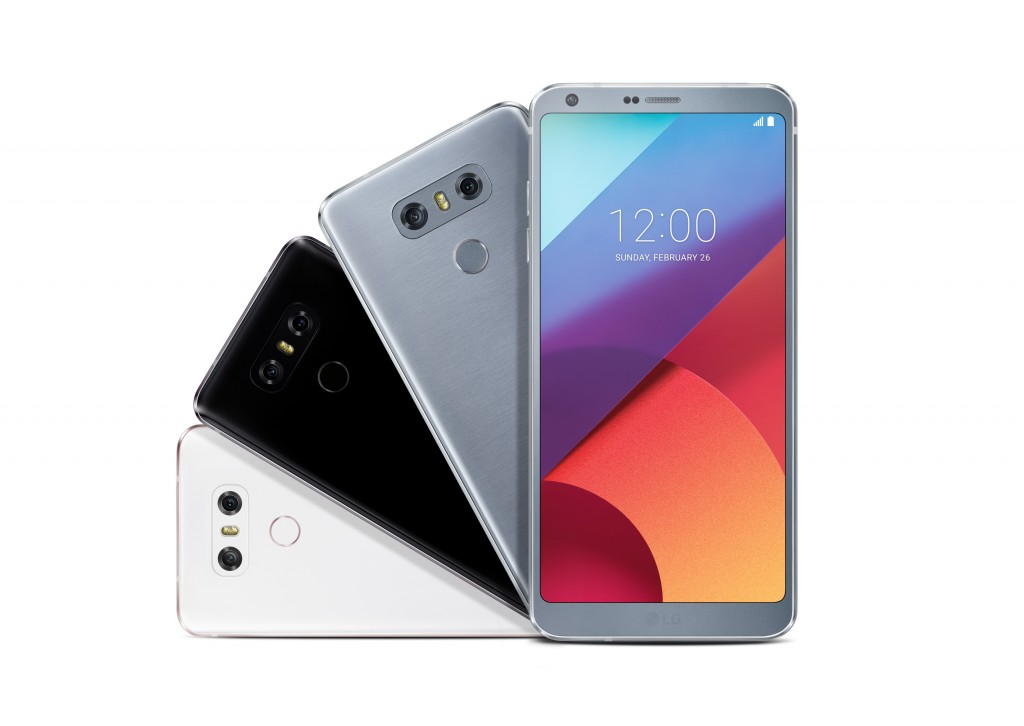 Official: LG G6 Unveiled with Snapdragon 821 SoC, LG UX 6.0, Dual Camera Setup