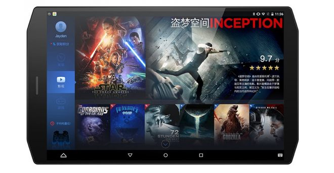 WinkPax G1 8-inch Gaming Tablet with 4G, Attachable Controller