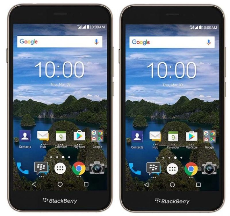 BlackBerry Aurora (BB Aurora) Dual SIM Android Smartphone Now on Pre-Order in Indonesia
