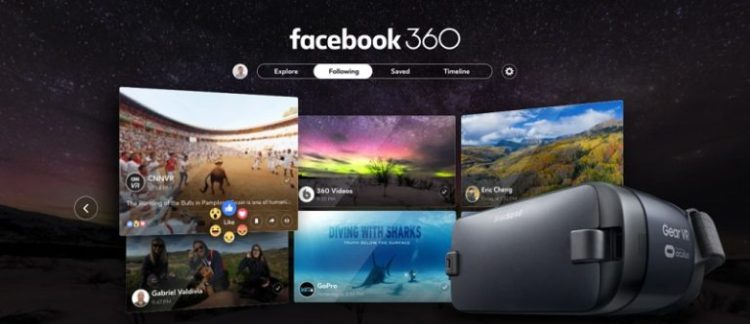 Explore 360 photos and videos with Facebook 360 app for Gear VR