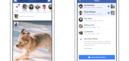 Facebook Stories is available on the latest version of the Facebook app for Android and iOS.