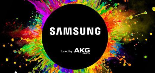 Samsung AKG Audio Tech Harman