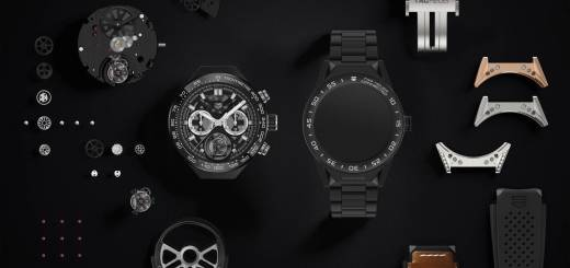 Swiss-Made TAG Heuer Connected Modular 45 Android Wear Smartwatch