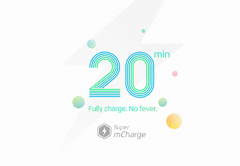 Meizu Super mCharge Boost Batteries From 0 to 100% in 20 Minutes