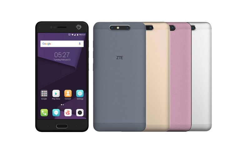 ZTE Blade V8 with 4GB RAM, Android 7.0 Debuts in China