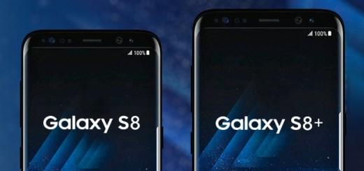 Samsung Galaxy S8+ vs Galaxy S8 - Comparison Overview