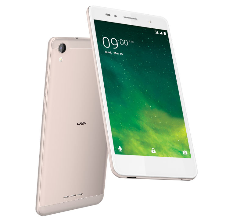 Lava Z10, Lava Z25 with 4G VoLTE, 8MP Front Camera with Flash