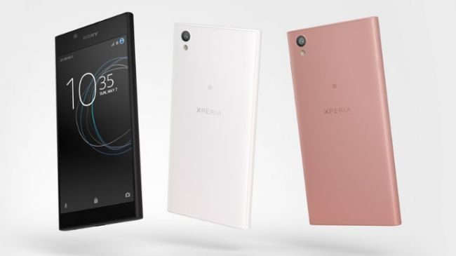 Sony Xperia L1 Debuts with Mediatek SoC, 13MP f/2.2 camera, Android 7.0
