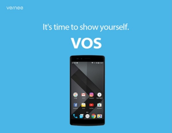 Vernee Apollo X The First To Be Powered By VOS (Vernee OS)