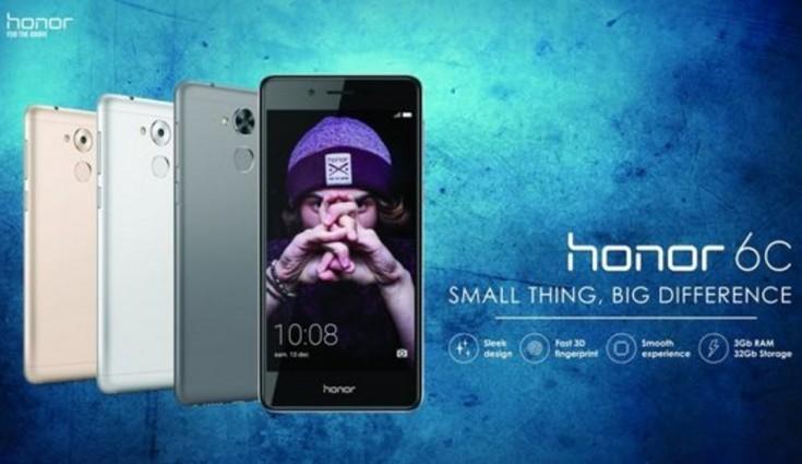 Huawei Honor 6C Europe