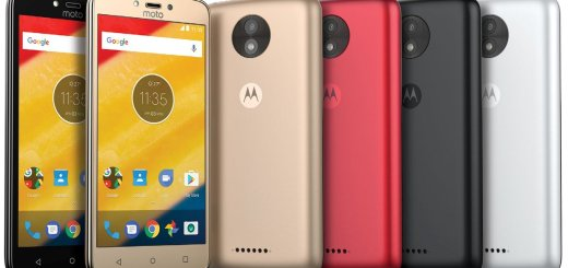 Motorola's Moto C and Moto C Plus