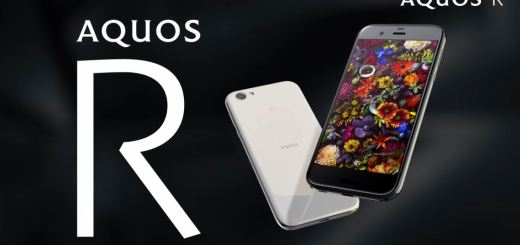 Sharp Aquos R Specifications, Availability and Pricing