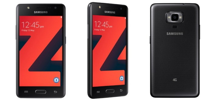 Samsung Z4 Debuts With Tizen 3.0 OS, 5MP Front and Rear Cameras