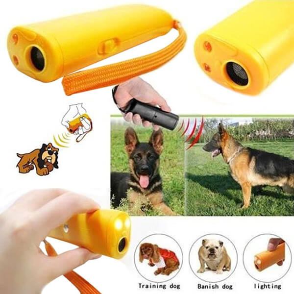 stop dog barking device