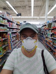 Mask Shopping on Chemo