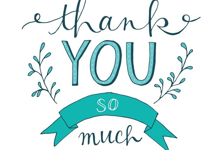 Thank you for supporting Oligo research!