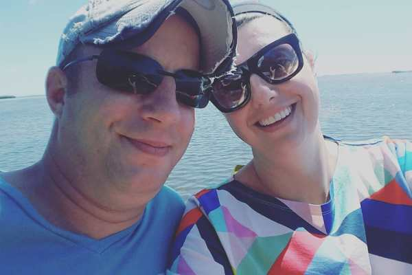 Mike + Gail at Wall Springs