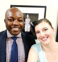 Dr. Etame & Gail