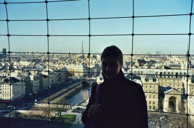 Notre Dame in 1999