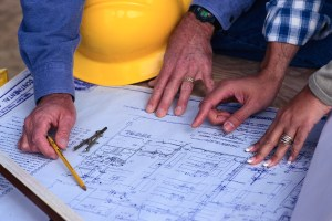 Hire a registered architect