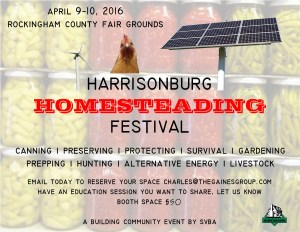 homesteading festival